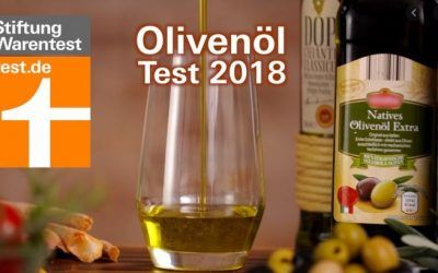 Stiftung Warentest: huile d'olive